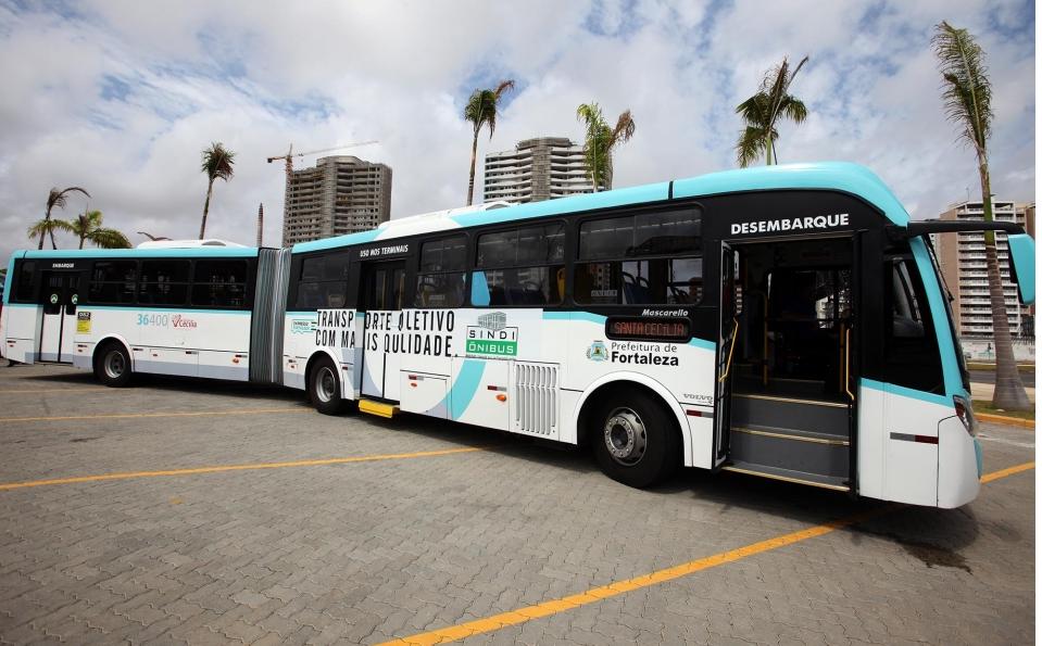 193 mil alunos de escolas públicas do Ceará ganharão transporte e lanche nos dias de Enem