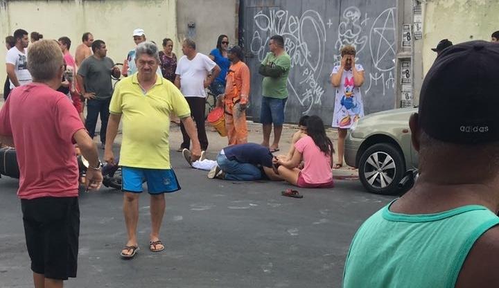 Delegado é assassinado na frente do filho e da nora em Fortaleza