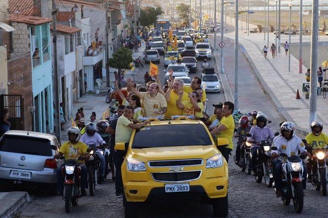 Por que a região oeste de Fortaleza não deu maioria a Roberto Cláudio?