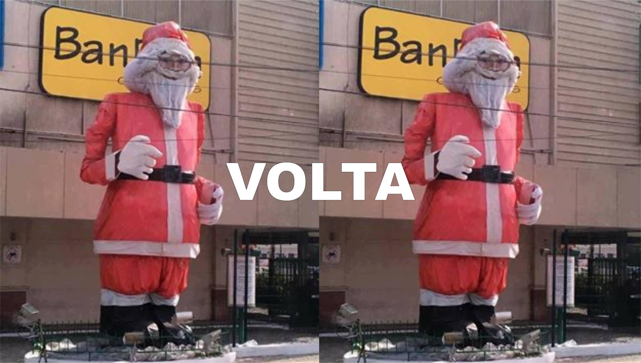 Mesmo com campanha, Papai Noel do Benfica não vai voltar; shopping promete novidade