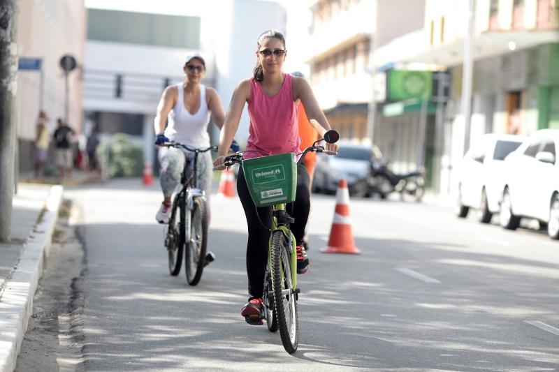 Sistema de bicicletas compartilhadas completa 2 anos em Fortaleza