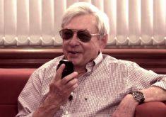 Ivens Dias Branco tinha 81 anos (FOTO: Reprodução/Tribuna de Honra)
