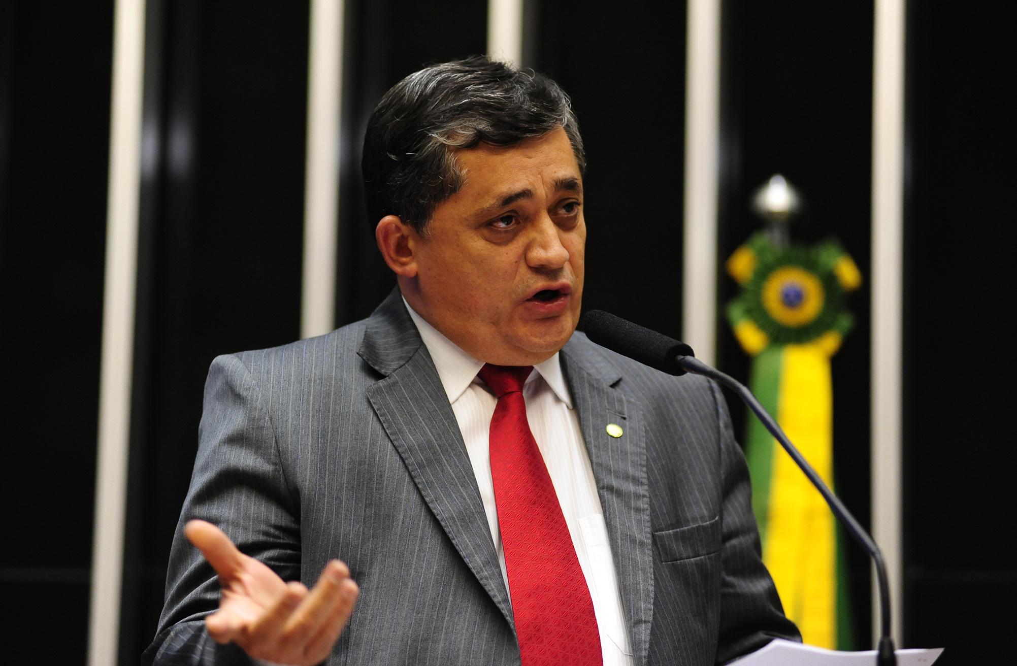 José Guimarães é denunciado por lavagem de dinheiro ao STF