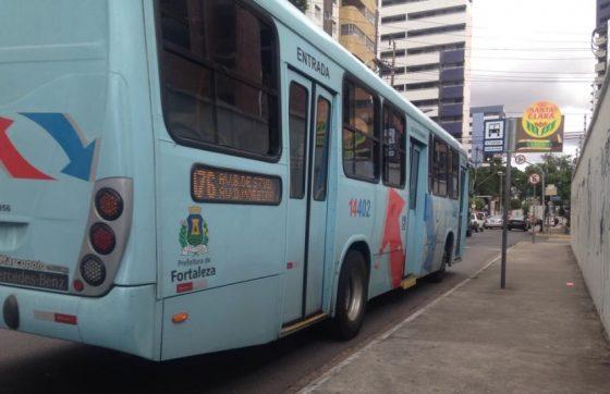 A ação faz parte do Programa de Combate ao Assédio Sexual no Transporte Público (FOTO: Roberta Tavares/Tribuna do Ceará)