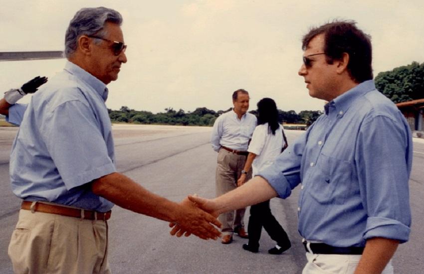 Obras da Era Tasso como Castanhão, porto e aeroporto foram decisivas para salto de desenvolvimento do Ceará
