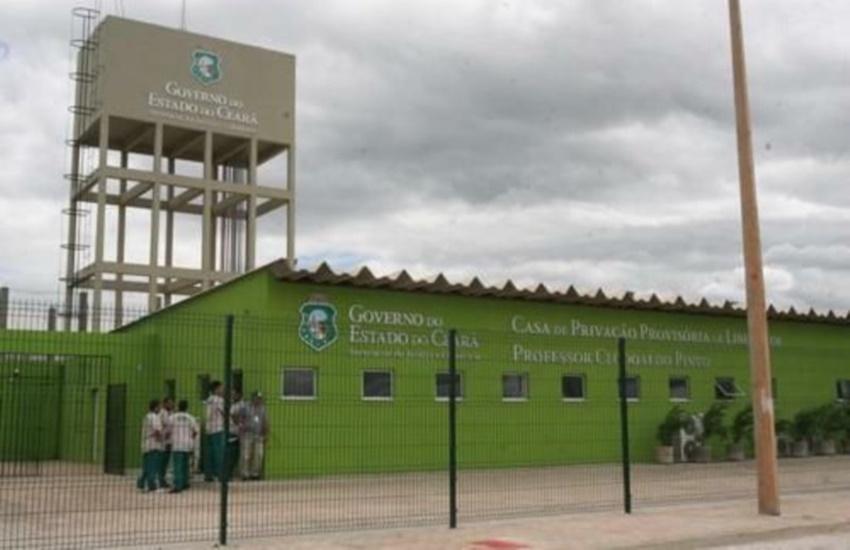 Policial leva 10 tiros durante tentativa de fuga em presídio do Ceará