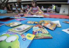 Aproximar pessoas com deficiência visual da leitura é foco do projeto. (Foto: Agência Brasil)