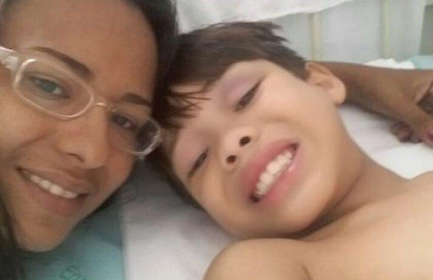 Mãe de menino morto após ter braços amputados denuncia IJF por homicídio culposo