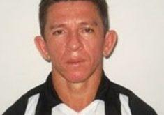 Miltinho jogou pelo Fortaleza e pelo Tiradentes no Ceará. (Foto: Divulgação)