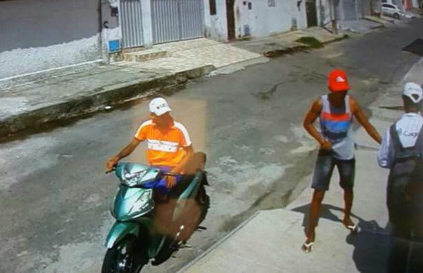 Funcionário da Cagece é assaltado por deficiente visual e homem sem perna