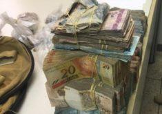 Duas agências bancárias de Missão Velha foram alvos dos ataques (FOTO: Divulgação/SSPDS)