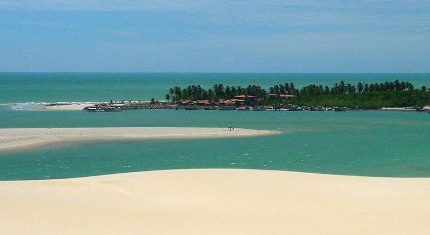 Paraíso no Ceará