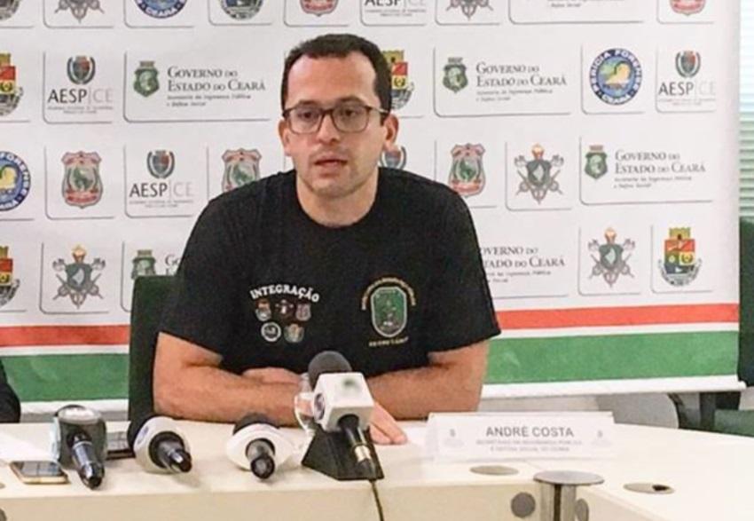 """Empresários anunciam apoio a secretário de Segurança que defende """"linha dura"""" contra bandidos"""