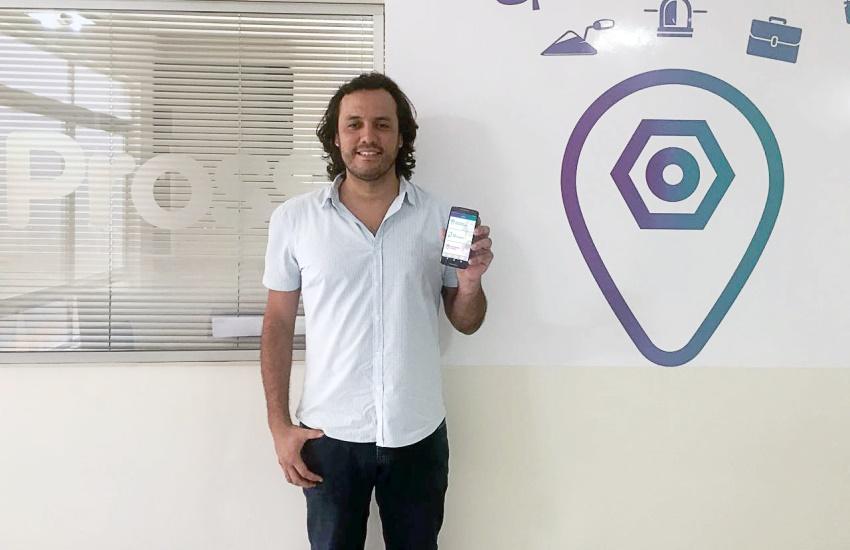 Cearense cria app gratuito que reúne prestadores de serviço autônomos de Fortaleza