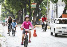 O projeto incentivará as crianças a usarem bikes (FOTO: Divulgação)
