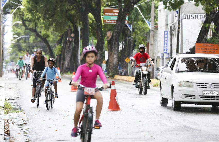 Fortaleza será 1ª cidade do país com bicicletas compartilhadas para crianças