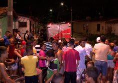 O caso aconteceu no bairro Bom Jardim (FOTO: Reprodução/TV Jangadeiro)