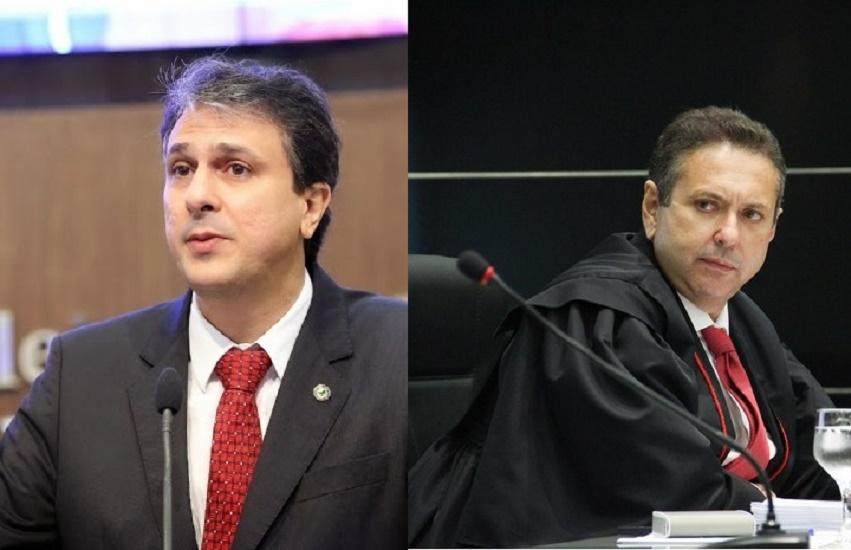 """Governador sugere que TCM corte """"regalias"""" e Domingos Filho desafia Camilo"""