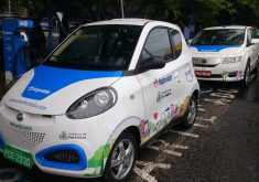 Meia hora nos carros compartilhados custa R$ 15 para usuários do Bilhete Único. (Foto: Prefeitura de Fortaleza)