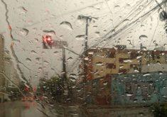 Choveu 37 milímetros em Fortaleza (Foto: Lyvia Rocha/Tribuna do Ceará)