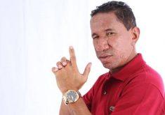 Clodoaldo está preso na Cadeia Pública do Ipu. (Foto: Arquivo pessoal/Facebook)