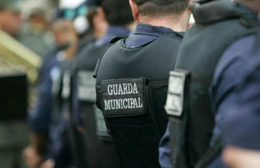 Guardas municipais de Fortaleza também atuam como agentes de trânsito