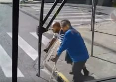 O motorista faz a linha Parangaba/Papicu (FOTO: Reprodução)