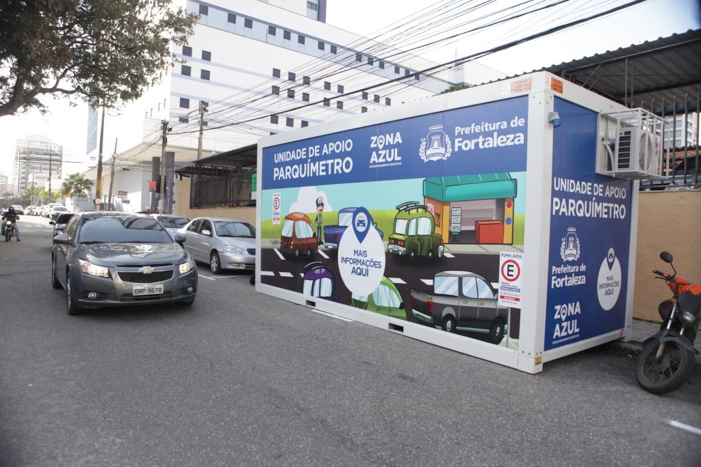 Projeto de lei quer ressarcimento a objetos roubados de carros em Zona Azul