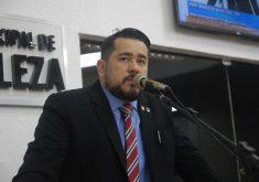 O vereador fez o projeto de lei (FOTO: Divulgação)