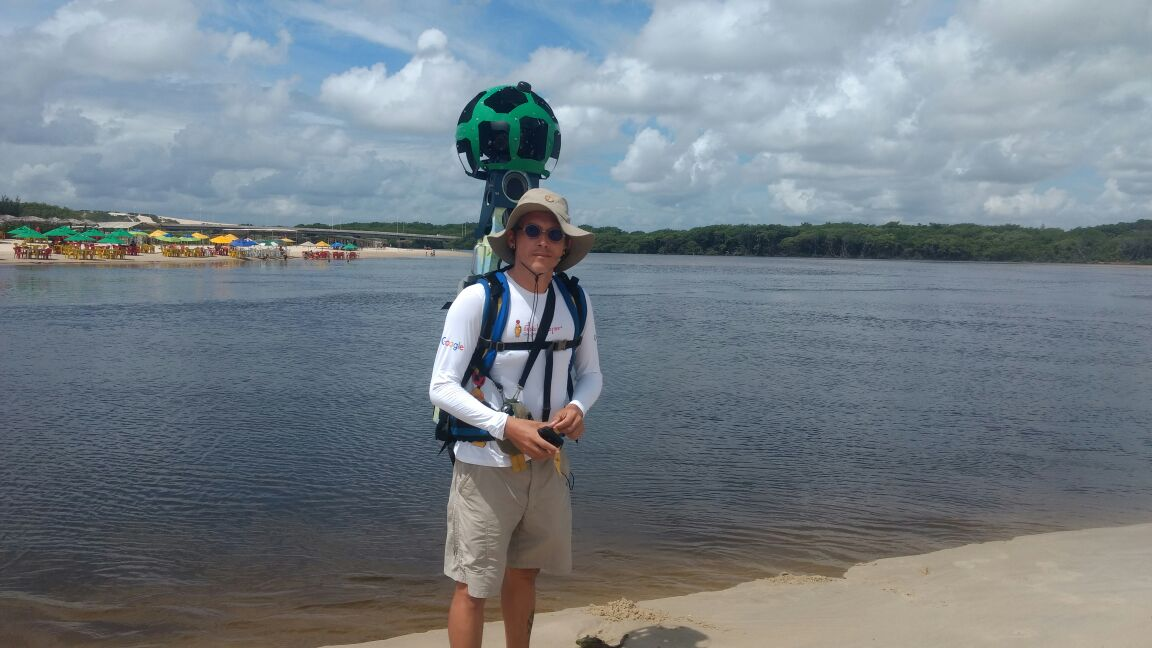 Google Street View começa a mapear no Ceará lugares aonde carros não chegam