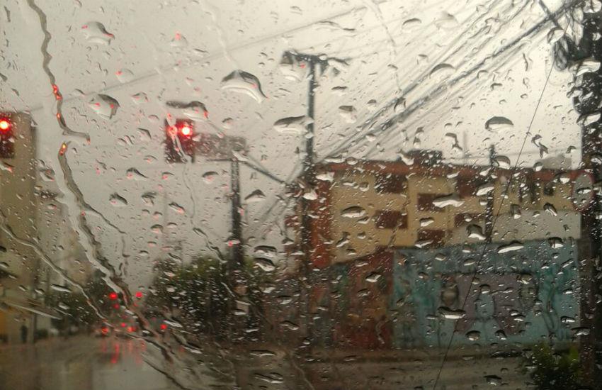 Fortaleza foi a 3ª cidade do Ceará onde mais choveu em março