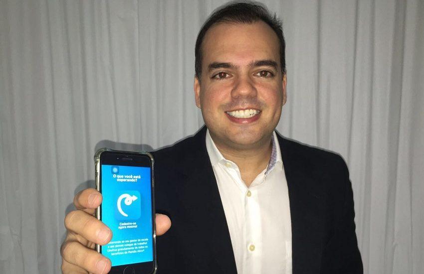 Médico cearense cria app gratuito que organiza a gestão de plantões de saúde