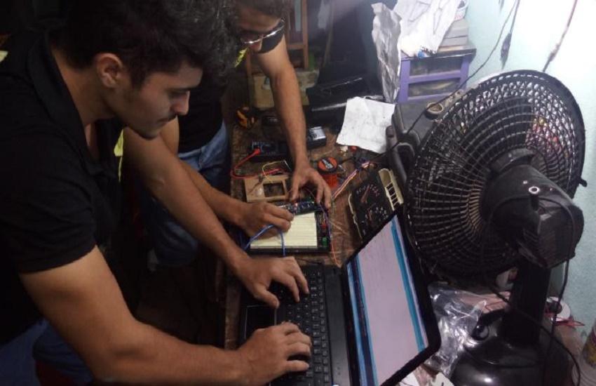 Estudantes de Várzea Alegre inventam drone que combate o Aedes aegypti