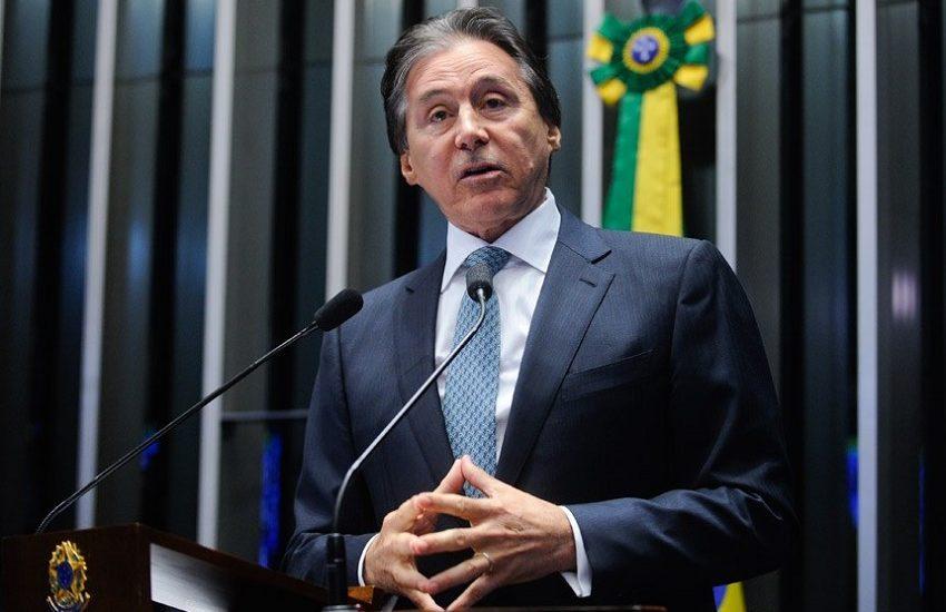 Eunício Oliveira será investigado pela Lava Jato em novo inquérito sobre recebimento de propina