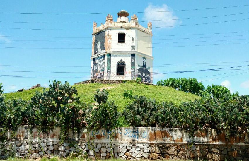 Marco histórico de Fortaleza, Farol do Mucuripe sofre com situação de abandono