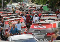 Greve dos policiais, em 2012, foi relembrada pelos parlamentares (FOTO: Divulgação)