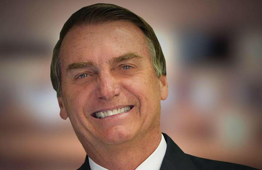 Em enquete, Bolsonaro é o nome mais citado para substituir Temer na presidência
