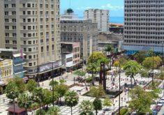 O caso aconteceu no Centro de Fortaleza (FOTO: Divulgação)