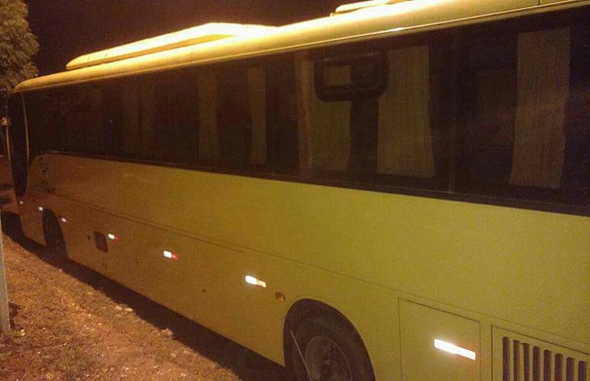 Menina morre atropelada por ônibus durante carreata do Flamengo em Crateús