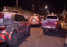 O crime aconteceu na Esplanada Mondubim (FOTO: Reprodução/TV jangadeiro)