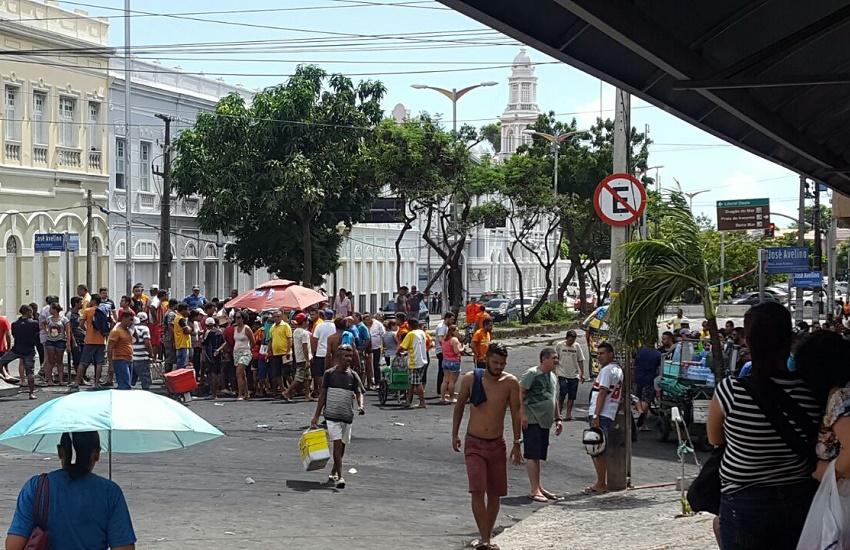 Justiça derruba liminar que impedia Prefeitura de remover feirantes da Rua José Avelino