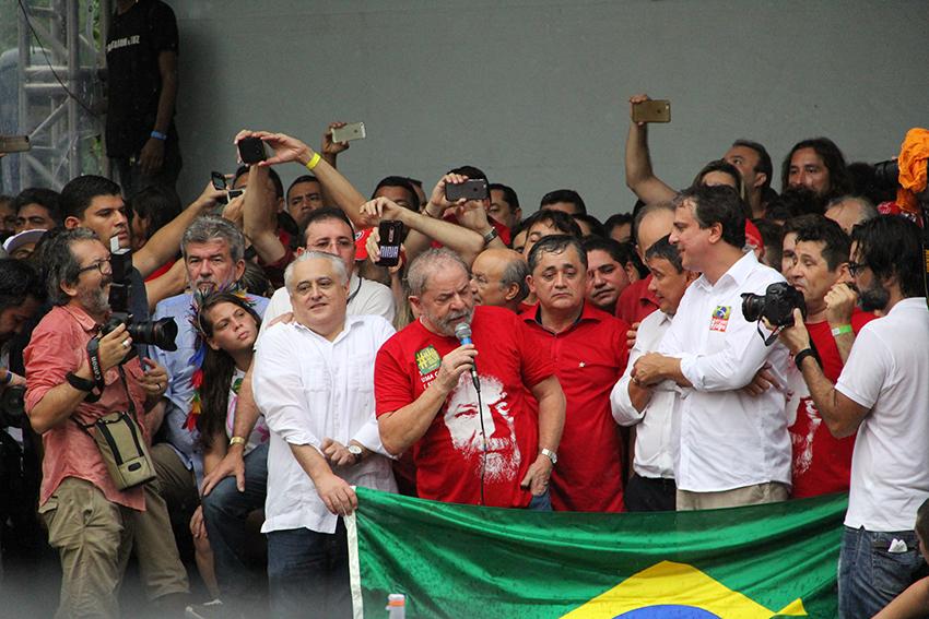 PT Ceará organiza visita de Lula a Fortaleza e cidades do interior para este mês