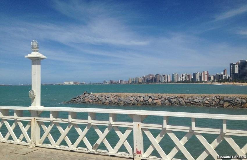 Construção de museu dentro do mar está descartada pela Prefeitura de Fortaleza