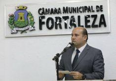 Roberto Cláudio criticou as atitudes dos manifestantes (FOTO: Divulgação)