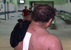 Taxista reagiu a todos os 6 assaltos (FOTO: Reprodução/TV Jangadeiro)