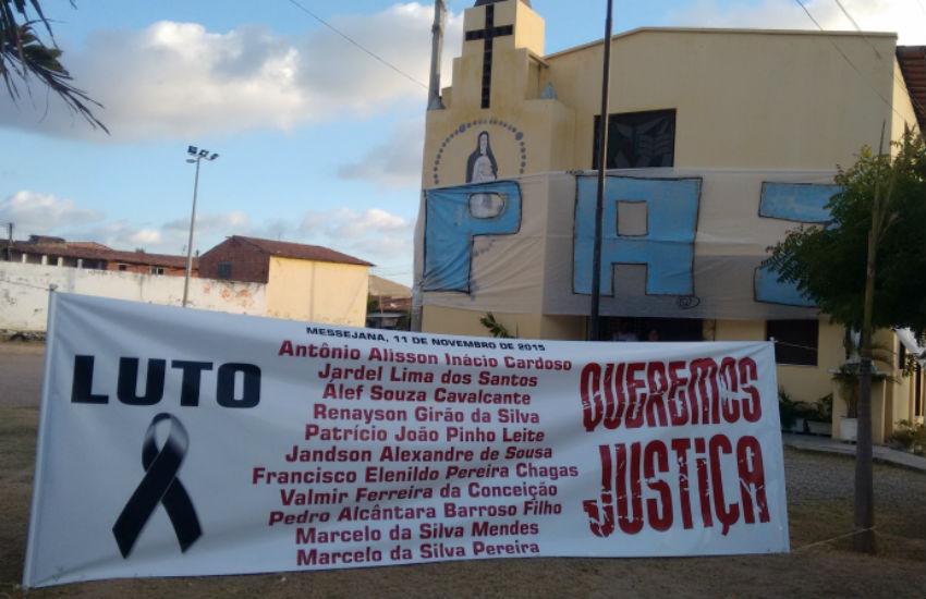 Mais 17 policiais acusados da Chacina da Messejana serão levados a júri popular