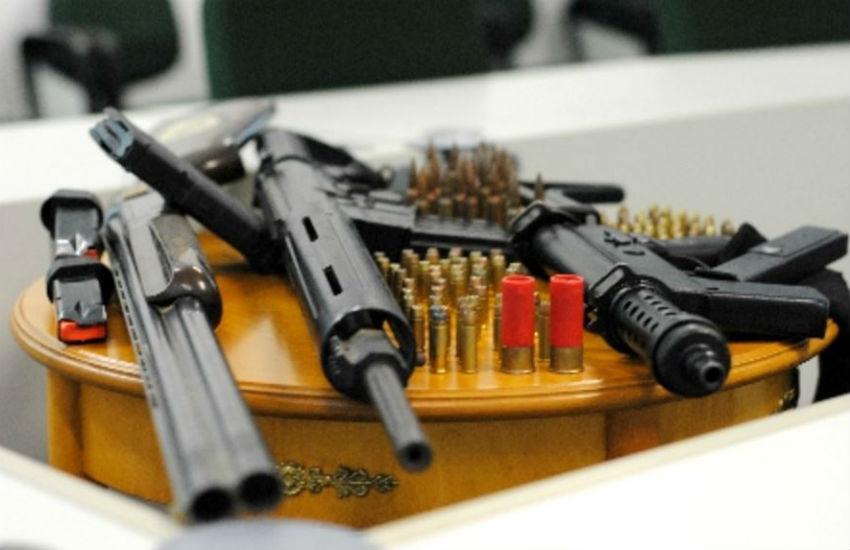 Facção que preparava a morte de traficante do Lagamar carregava armamento de guerra