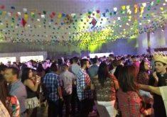 A festa reuniu os clientes mais assíduos do app (FOTO: Lyvia Rocha/Tribuna do Ceará)