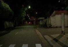 O local tem necessidade de uma melhor iluminação (FOTO: Reprodução/TV Jangadeiro)