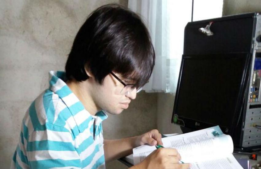 Cearense com síndrome de Down é aprovado em vestibular de Direito em Sobral